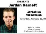 Jordan Garnett & Adrian Cosby - January 12th
