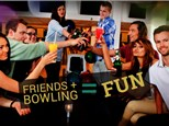 ABC East Lanes Week Nights 5pm - 10pm + Weekend Online Reservations