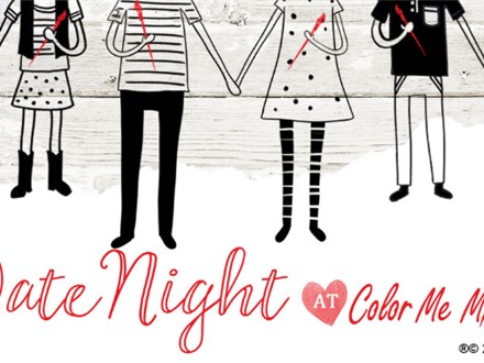 RSVP: Valentine's Date Night - Feb 14th @ 4 & 7pm