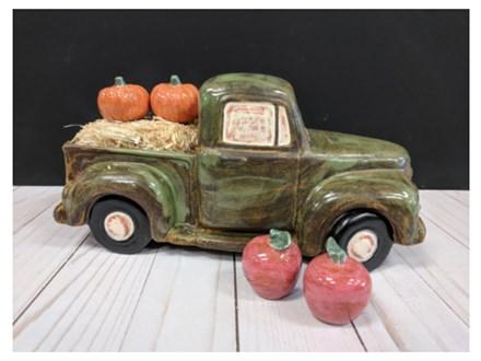 Vintage Pick-up Specialty Glaze Class