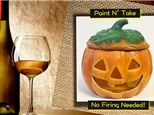 Ceramic Paint N Sip Fundraiser at Monroeville Winery - September 27th