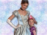 Paint with a Princess - Cinderella