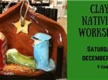 Clay Nativity Workshop