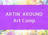 Artin' Around Camp