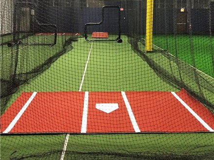 Batting Cages One Lane