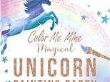 Magical Unicorn Party- January 19