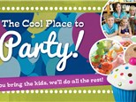Children's Pottery Painting Birthday Spectacular (ages 12 and under)