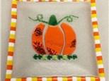 Pumpkin Glass Coaster Class