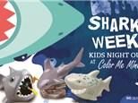 Shark Week, July 21, 2018