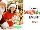 Santa and Me Event