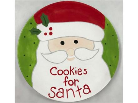 Cookies For Santa Kids Ceramic - 12/01