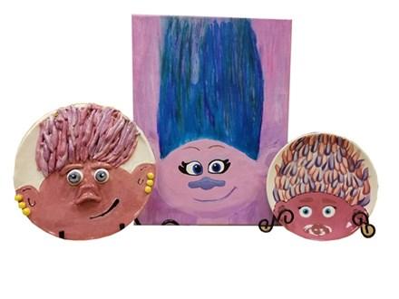 Art After School: Mesquite Elementary - August 2017