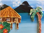 HALF DAY SESSION - Summer Camp - TAHITI - Thursday - 07.27.17