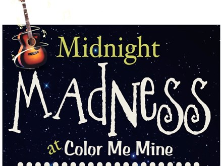 MIDNIGHT MADNESS ~ Friday the 13th!