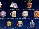 Star Wars Pottery