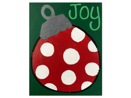 Joy Kids Canvas - 12/15