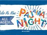 $1 Pajama Party!