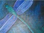 Paint N party Dragon fly