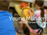 Young Mudders - Wheel Pottery (Ages 9-14)