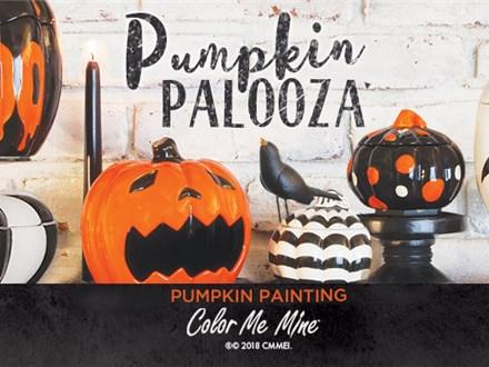 Pumpkin Palooza Adults Night Out - September 24