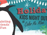 Holiday Kids Night Out, December 14th 2018