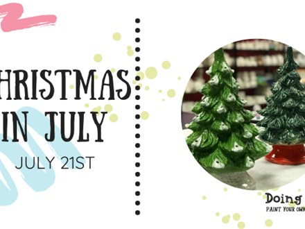 Christmas in July Summer Camp