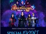 DESCENDANTS 3 WATCH PARTY - Saturday August 3rd @ 12:30PM