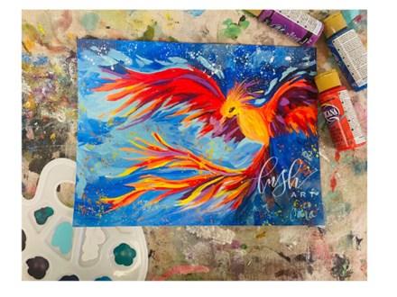 Pheonix Virtual Paint Class