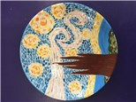 Starry Night Plate - September 27