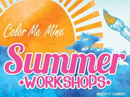 SUMMER CAMP: June 24-28 - Color Crazy
