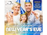 Family Rockin' New Year's Eve Party - Escape Package