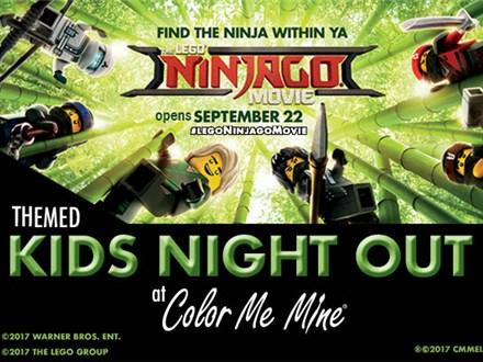 Ninjago Kids Party - September 16