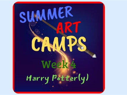 Summer Camp Week 5: Harry Potter(y)