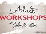 Adult Canvas Workshop, August 31st