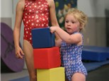 10 Toddler Gymnastics Classes (with parent) at NW Aerials