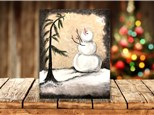 """""""Snowman Wishes"""" Canvas Sip & Paint Event ages 21 & up 12/14/20"""