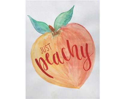 Advanced Lettering & Watercolor