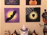 10/25 Halloween Class (deposit)
