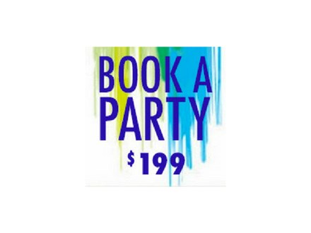 Book a Private Party Tuesday Special – $199 - Jan. 30