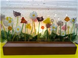 2-day Workshop Adult Wildflower Table Lamp 4/16 & 4/25 6-8pm
