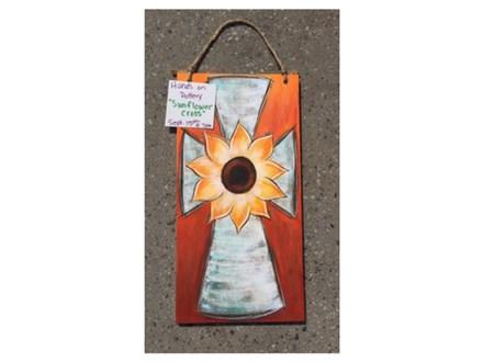 You Had Me at Merlot - Sunflower cross Wood - September 15th