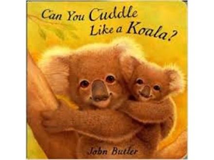 Story Time Art - Can You Cuddle Like a Koala - Evening Session - 06.26.17