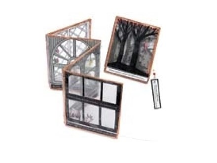 Youth Class -Glass Panel Books - Jan. 10th