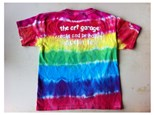 Tie-Dye T-Shirt Party