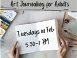 Art Journaling for Adults