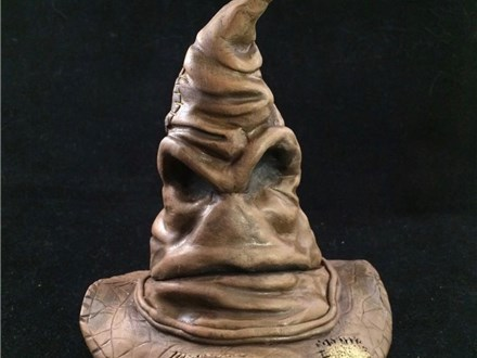 """You Had Me at Merlot - Clay Hand Building """"Sorting Hat"""" - March 14th"""
