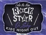 Rockstar Kids Night Out- June 18