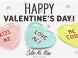 Valentine's Day at COLOR ME MINE - TOMS RIVER