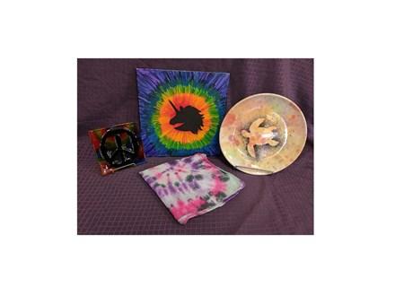 Art Camp-Afternoon: Tye Dye