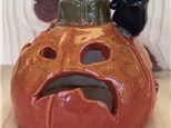 Kid's Clay - Jack O' Lantern - Afternoon Session - 10.10.18